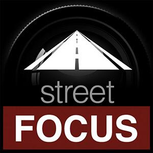 Street focus podcast logo