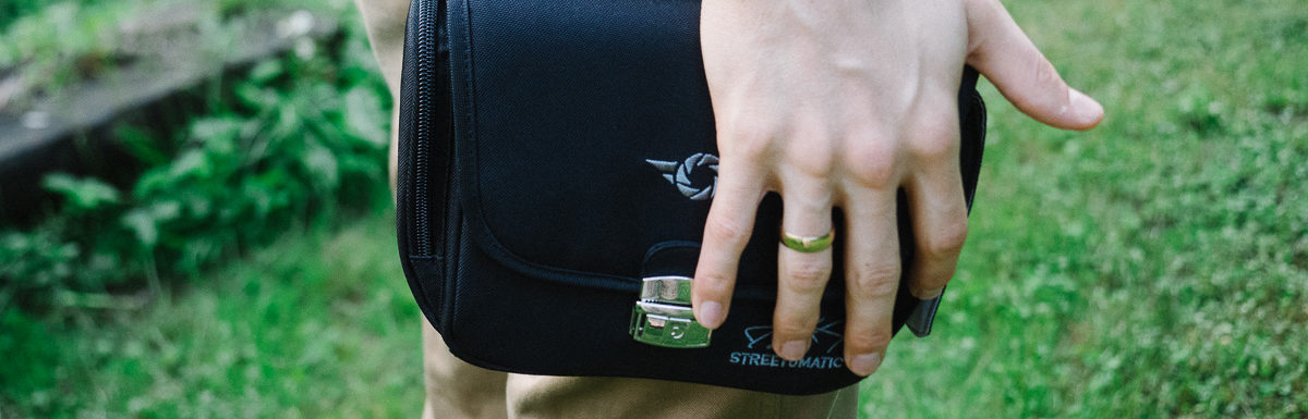 CosySpeed Camslinger Streetomatic Camera Bag Review