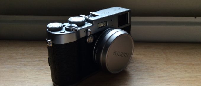 Set Up Fuji X100T Like a Film Camera