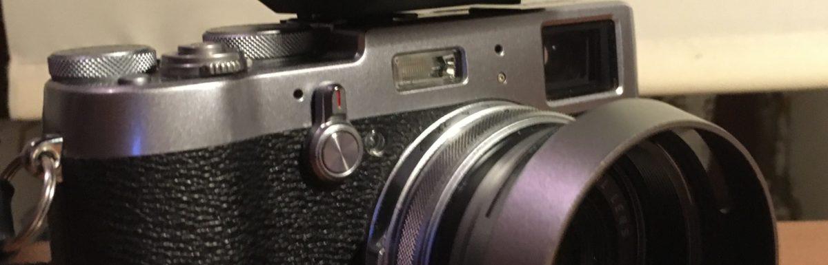 My Initial Impressions of the Fujifilm EF-X20
