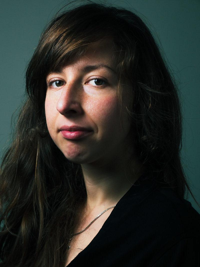 Portrait Agata Wilson