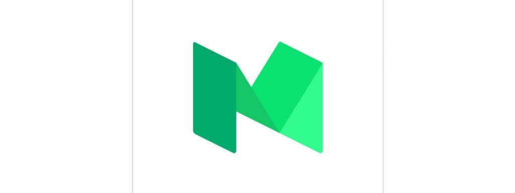 medium logo on whitebackground